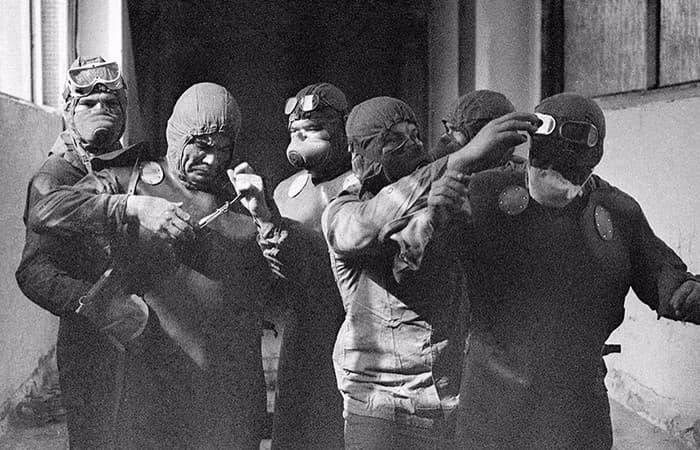 heroes de chernobil Alexei Ananenko Valeri Bezpalov Boris Baranov