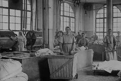 mujeres laborando en los asilos de magdalena