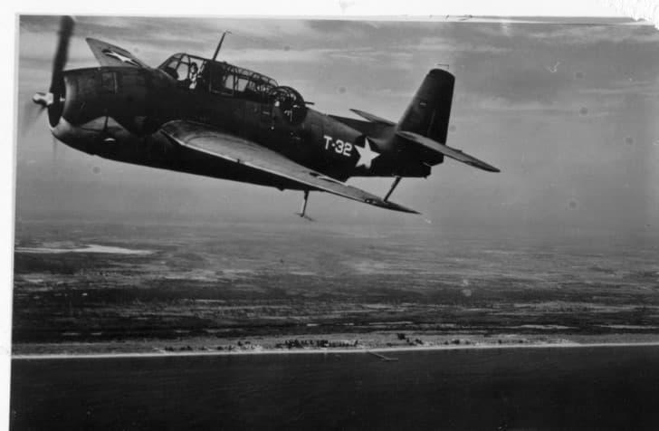 Avion Grumman TBF