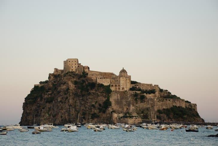 Castello Aragonese de Isquia