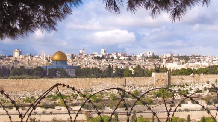 Jerusalen en Israel