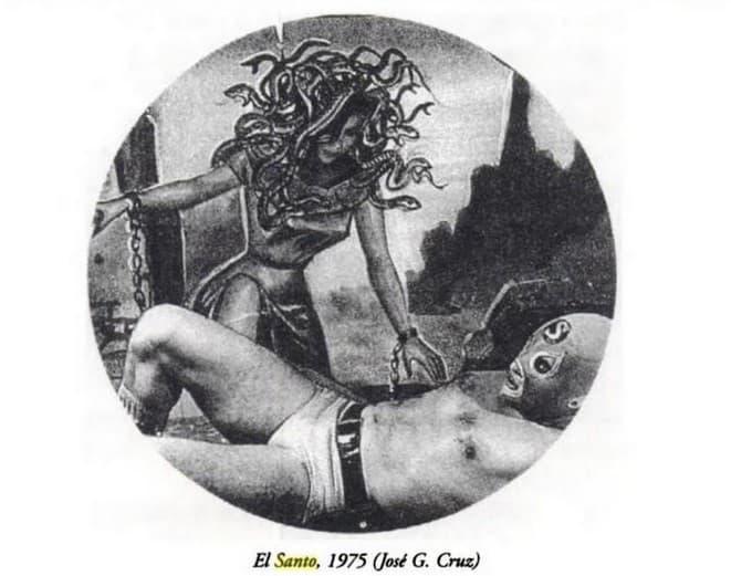 el santo vs medusa