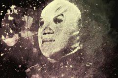 mascara de el santo