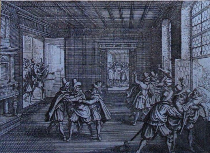primera defenestracion de praga