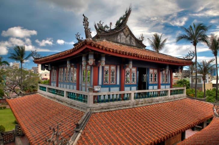 techos contra fantasmas en china