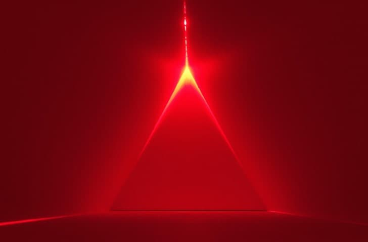 triangulo dios