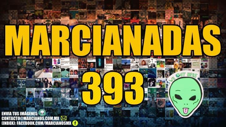 Marcianadas 393 portada