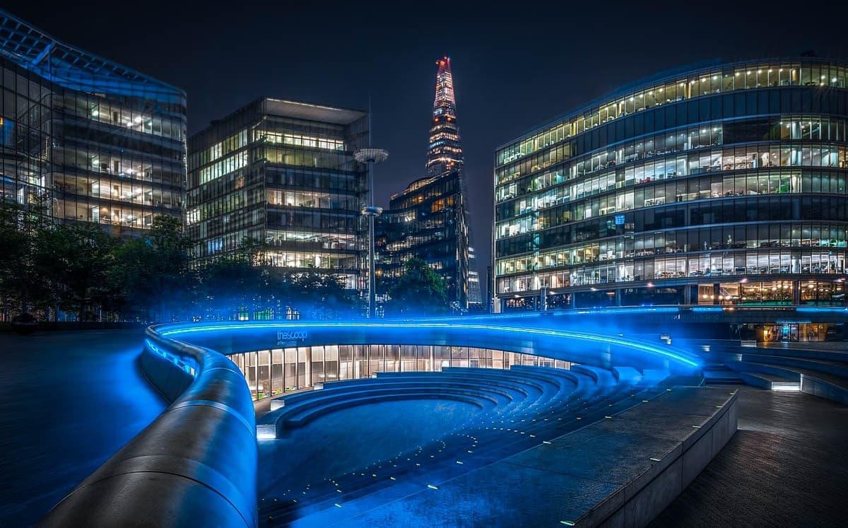 The Shard en Londres