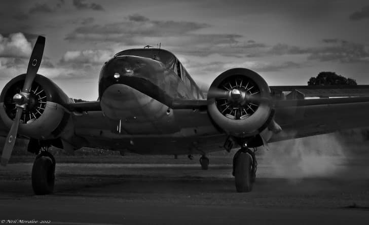avion Lockheed Electra