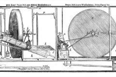 boceto maquina de movimiento perpetuo