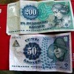 dinero danes