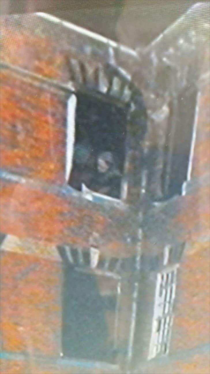 fantasma del St Crispin's Hospital