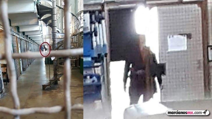 fantasma en la prision de alcatraz
