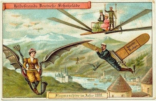 maquinas para volar privadas