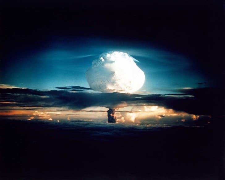 test nuclear