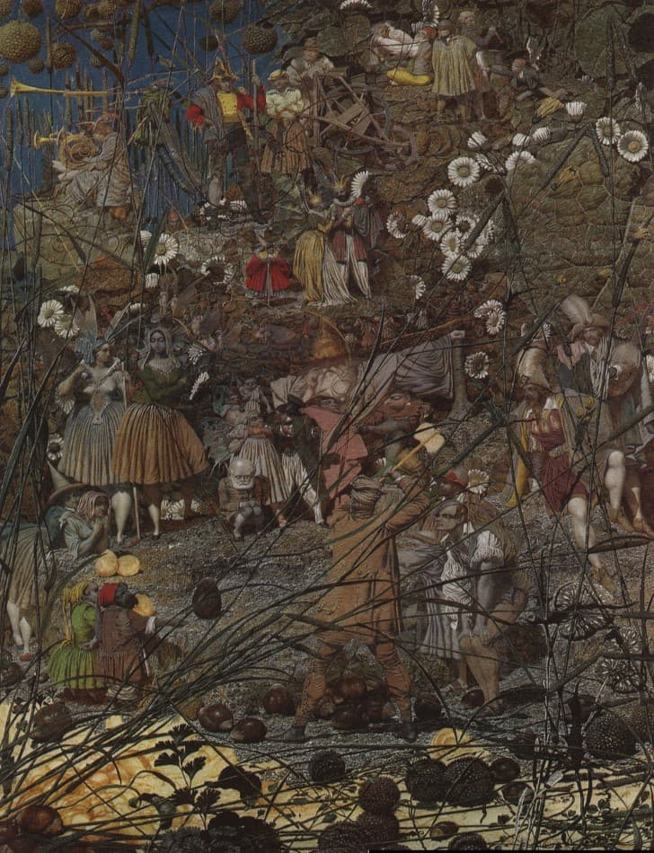 Fairy Fellers Master Stroke de Richard Dadd