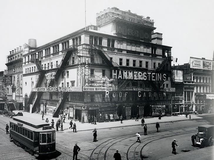 Hammerstein's Roof Garden