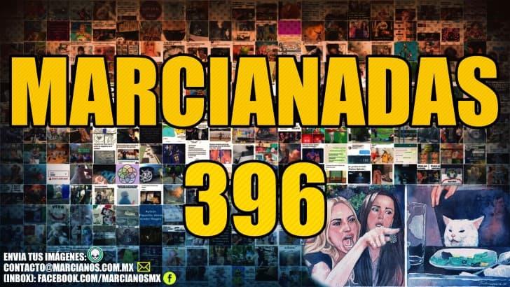 Marcianadas 396 portada