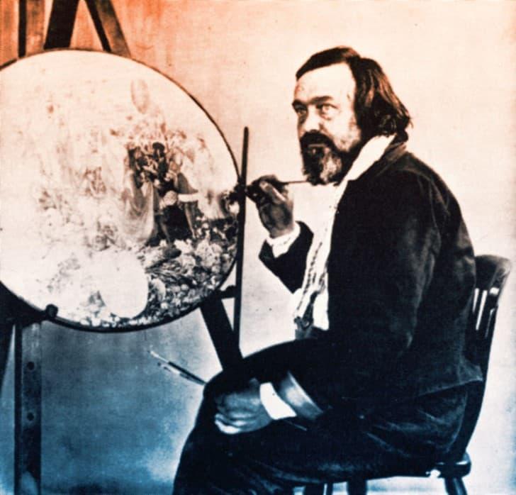 Richard Dadd 1817 1886 fotografia
