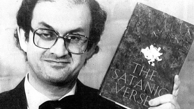 Salman Rushdie los versos satanicos