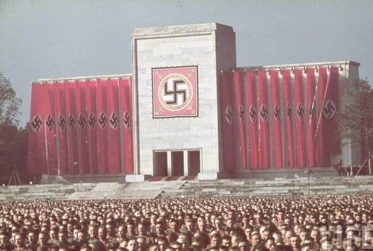 el nazismo y el apoyo popular