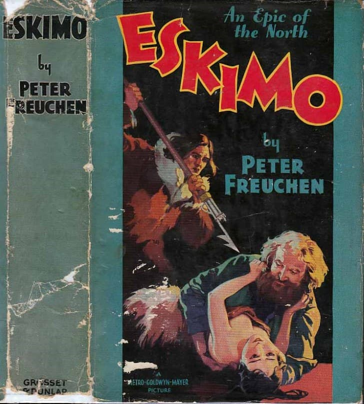 eskimo por Peter Freuchen