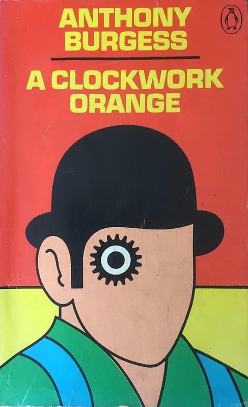 la naranja mecanica libro