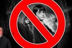 prohiben libro de harry potter