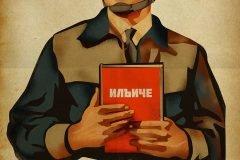 superheroes carteles sovieticos capitan america (5)