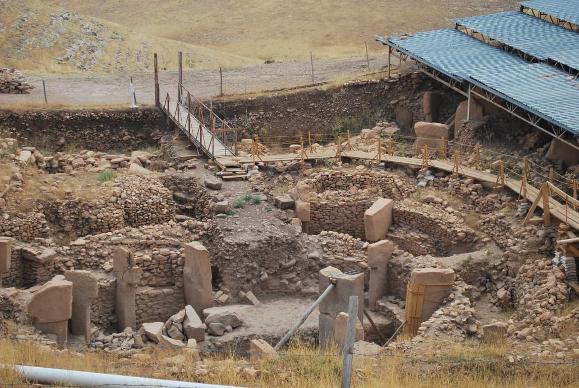 Göbeklitepe excavacion