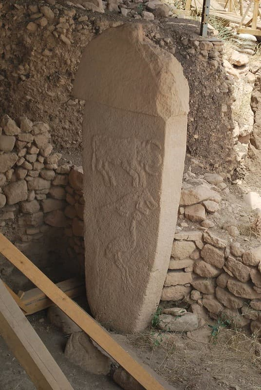 Göbeklitepe megalito