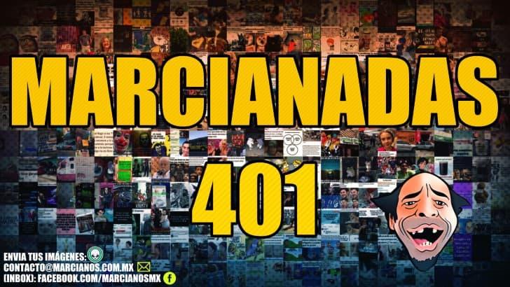 Marcianadas 401 portada