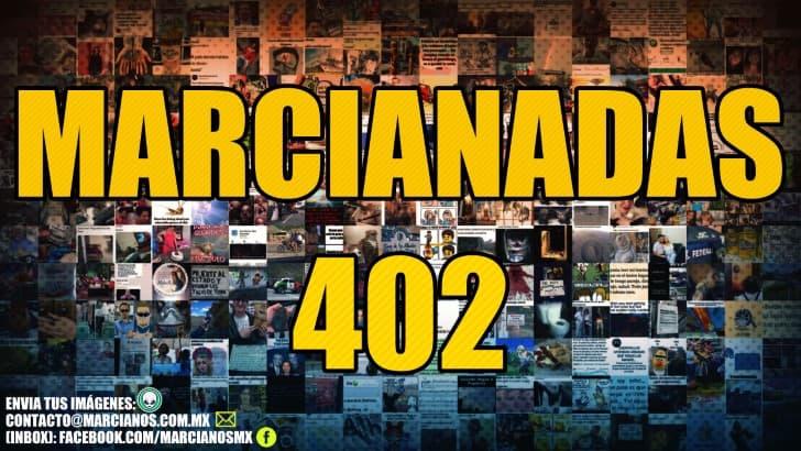 Marcianadas 402 portada