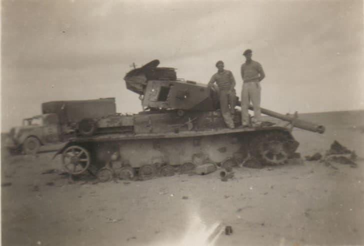 Panzer II de la Segunda Guerra Mundial