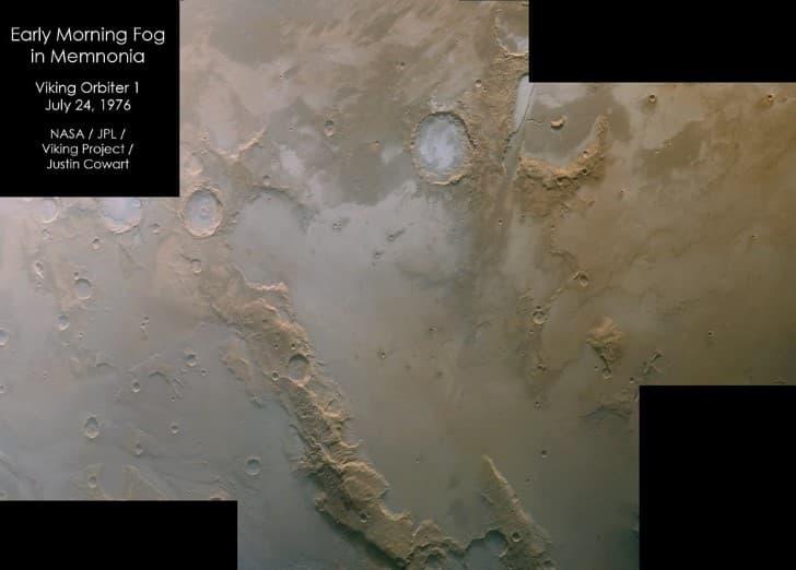 Viking superficie de marte 1976