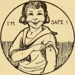 campaña a favor de la vacunacion contra la viruela