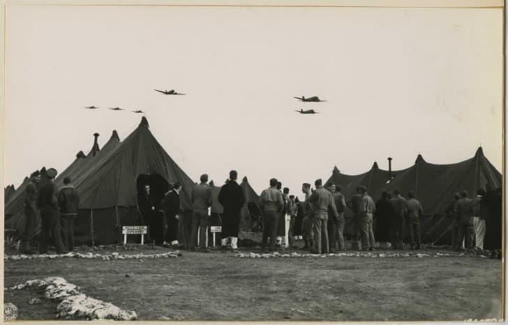 campamento prisioneros de guerra