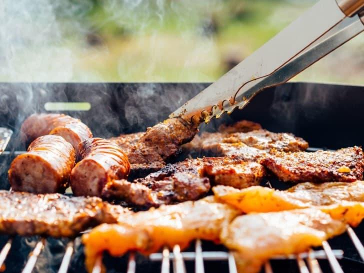 carne roja y procesada barbacoa