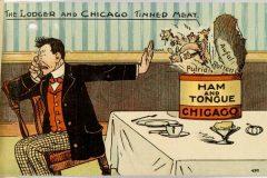 escandalo de la carne en chicago 1906