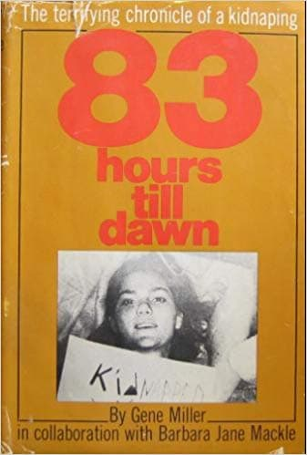 libro 83 horas hasta el amanecer