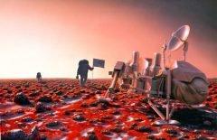 La NASA encontró evidencia de vida en Marte en 1970, sugiere científico