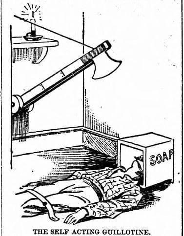 maquina del suicidio de james moon