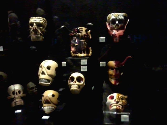 mascaras rituales