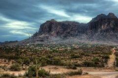 montañas de la supersticion arizona