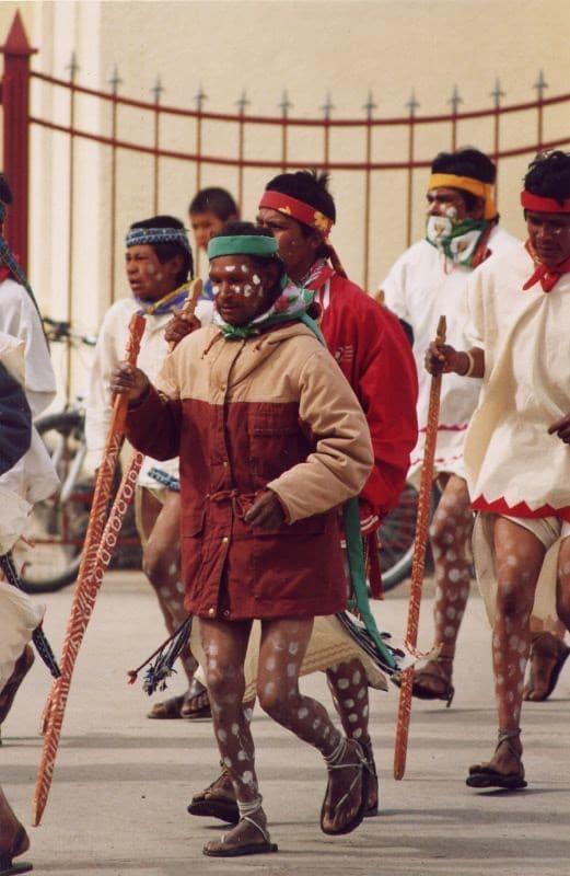 tarahumara atuendo tradicional