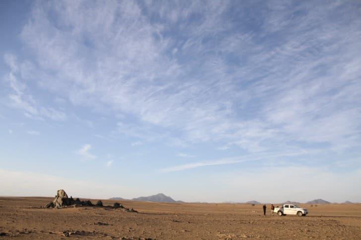 Bir Tawil tierra de nadie