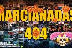 Marcianadas 404 portada
