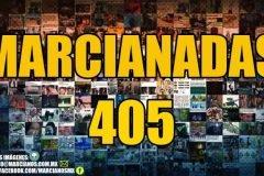 Marcianadas 405 portada