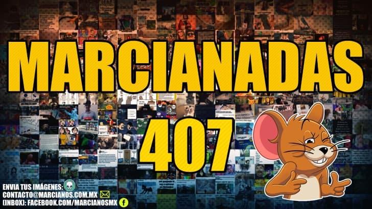 Marcianadas 407 portada