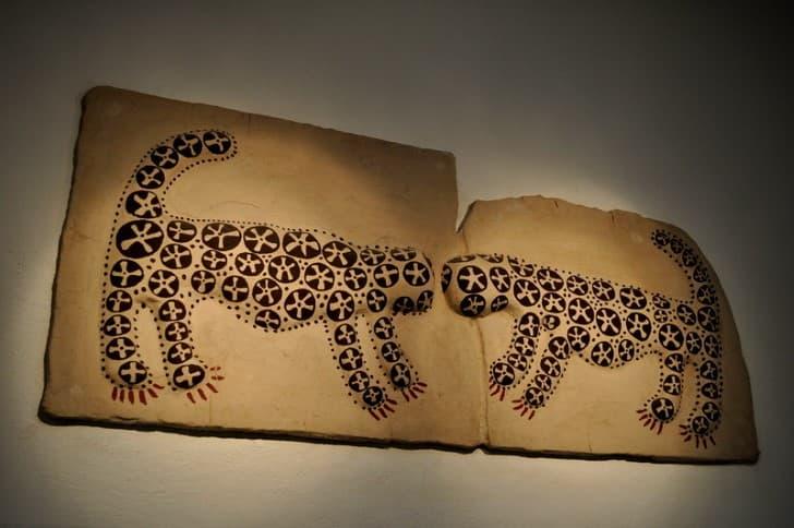 arte de Çatalhöyük